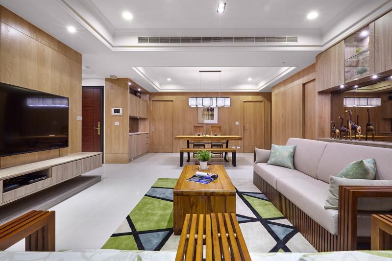 室內設計餐廳北歐風格餐廳設計實木桌板