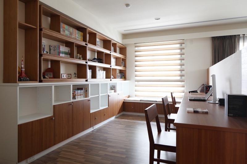 室內設計書房隔間